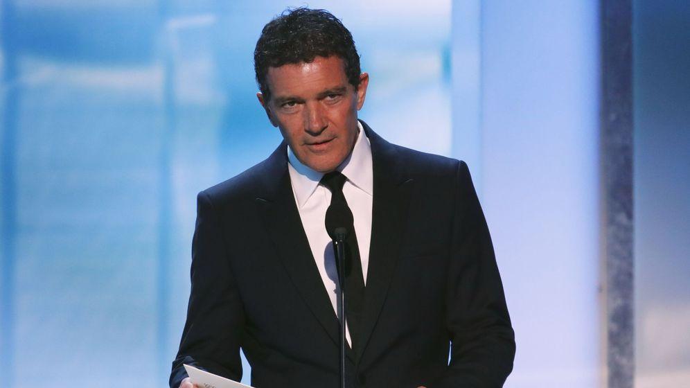 Foto: Banderas en los Screen Actors Guild. (Reuters)