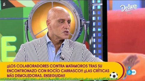 Kiko Matamoros no recula y vuelve a disparar contra Rocío Carrasco en 'Sálvame'