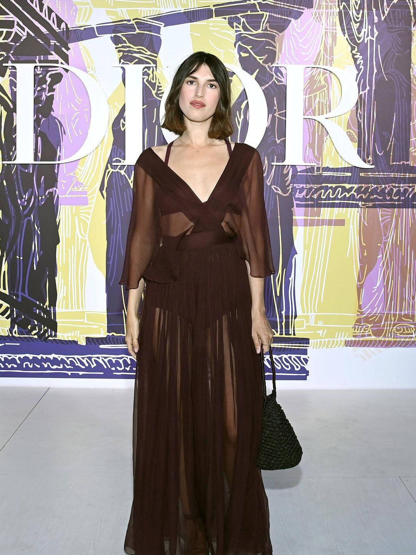 Jeanne Damas. (Dior)