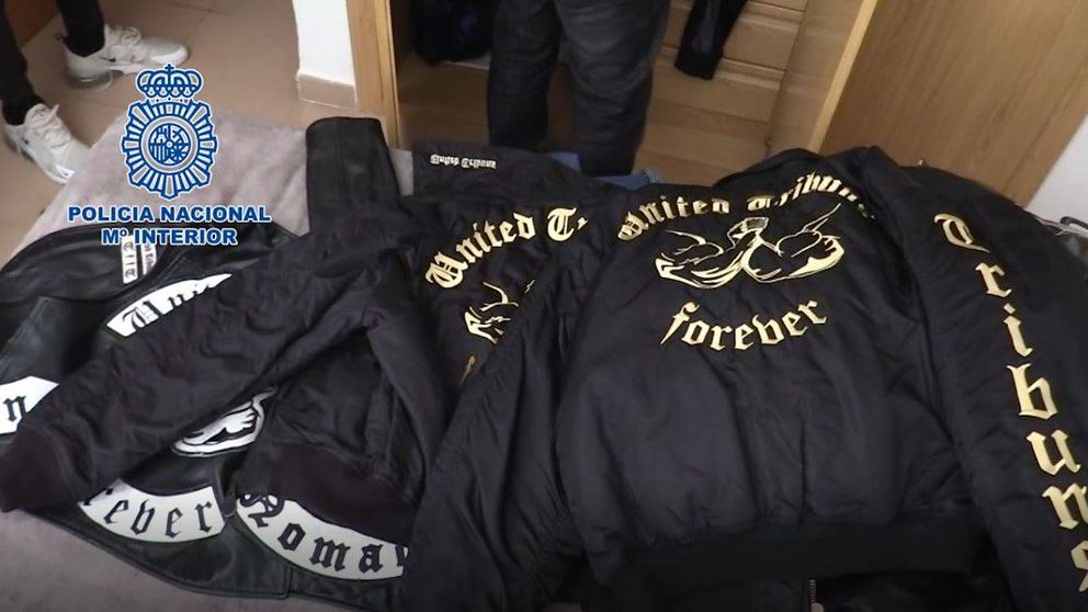 Caen los United Tribuns Nomad, la peligrosa banda motera de extrema derecha
