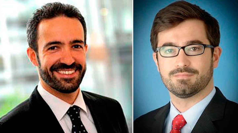 Luis Quiroga, a la izquierda, y Toni Timoner, a la derecha. (PP Reino Unido)