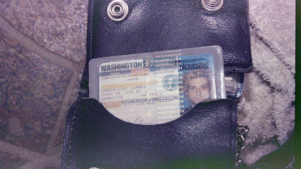 GALERÍA DE FOTOS: Los objetos encontrados en el escenario de la muerte de Kurt Cobain