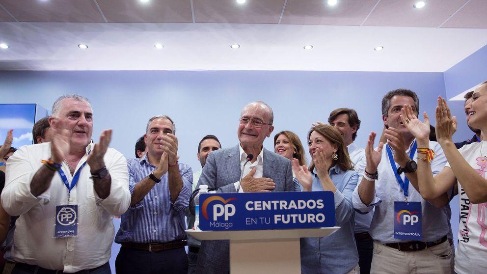 Estas son las claves del éxito de Paco de Torre en Málaga, el superalcalde del PP