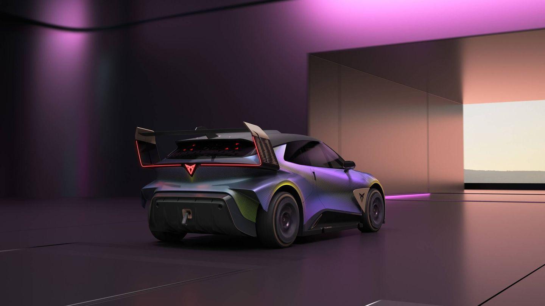 El Cupra UrbanRebel Concept es capaz de pasar de 0 a 100 km/h en 3,2 segundos