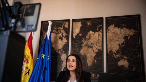 Arrimadas reivindica Cs como el centro: No es fácil, pero España nos necesita
