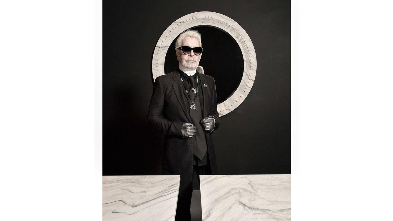 Foto: Karl Lagerfeld.