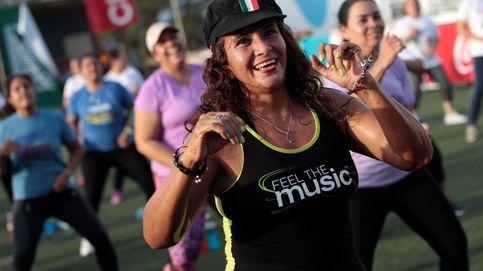 Adelgazar bailando es posible: esta mujer logró perder más de 45 kilos