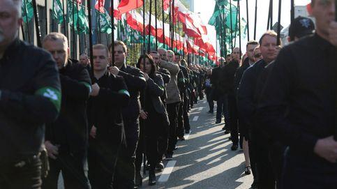 Detrás del tuit de Vox: un grupo antisemita y antisistema polaco inspirado en la Falange