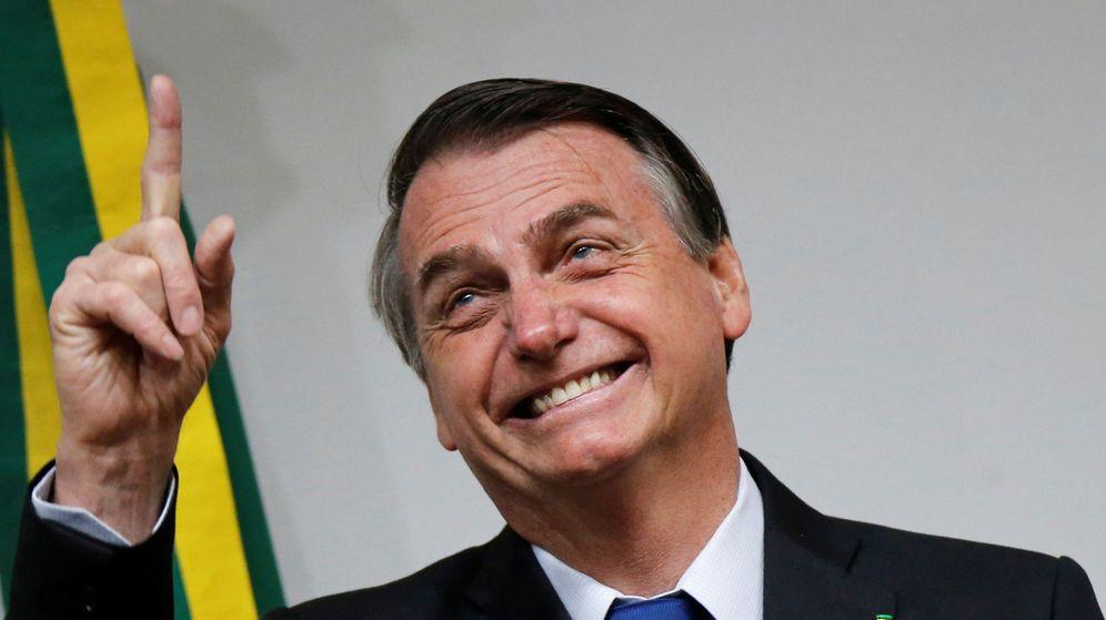 Foto: Jair Bolsonaro. (Reuters)