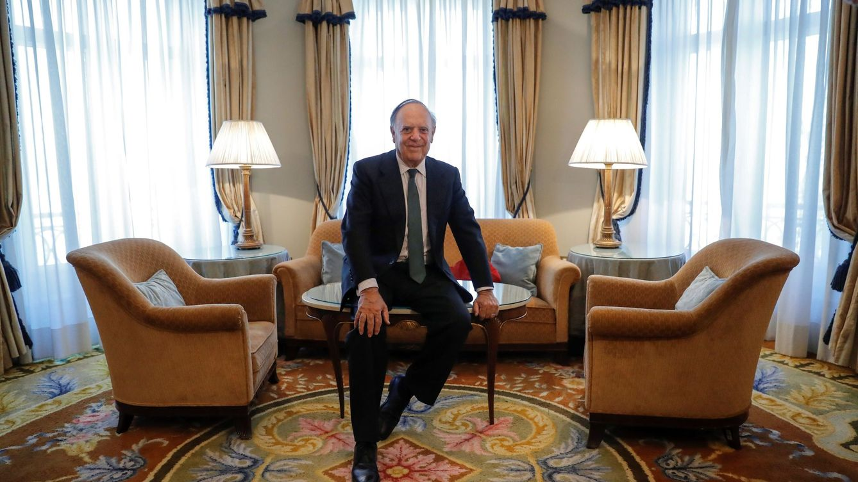 Muere Carlos Falcó tras ser ingresado grave por coronavirus