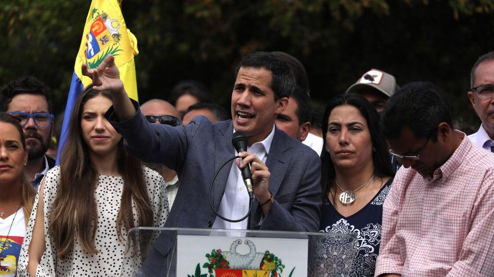 ¿Se reunió Guaidó con la mano derecha de Maduro? El opositor reconoce contactos