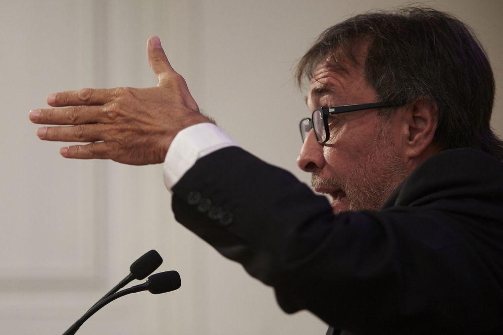 Foto: Agustí Benedito impulsa la moción de censura contra Bartomeu y su junta directiva. (EFE)