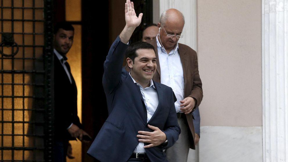 De cómo Europa quiere dar una lección a la Grecia 'rebelde 'de Syriza
