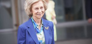 Post de El 'exilio' (público) de la reina Sofía: en silencio y por la puerta de atrás