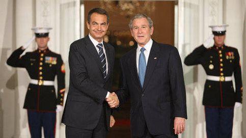 Del hola entre Zapatero y Bush a los 4 minutos con Rice: (des)encuentros de EEUU-España