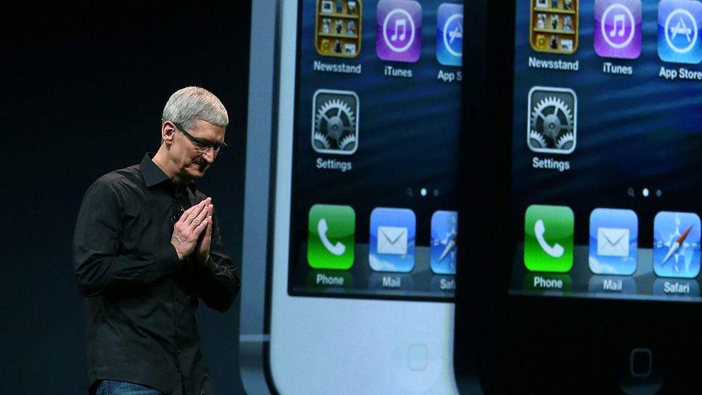 Apple estudia dejarte borrar las 'apps' preinstaladas en el iPhone