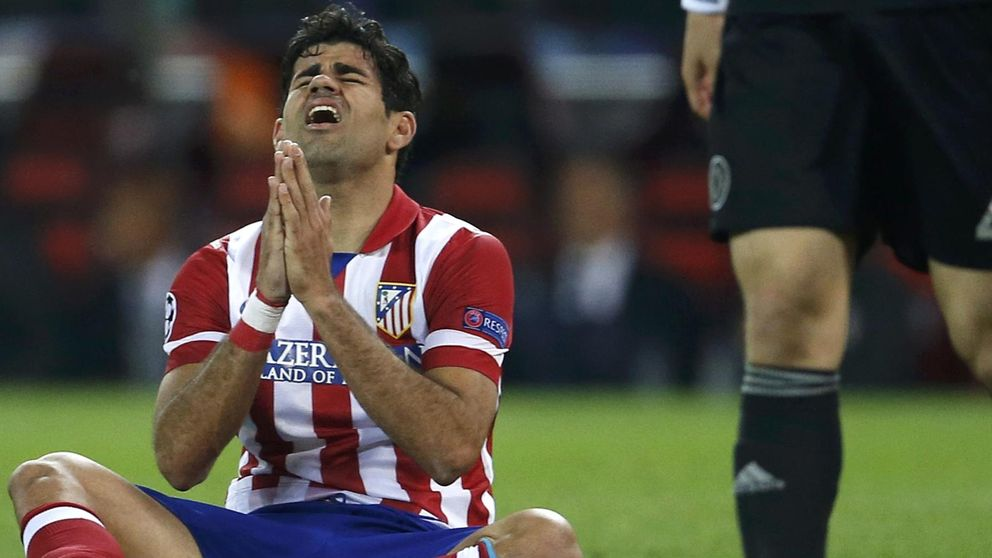 Costa: Se me pasó por la cabeza que me podría quedar sin Mundial