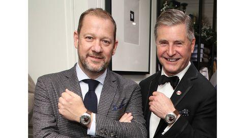 Hackett London anuncia una nueva colaboración con Swatch