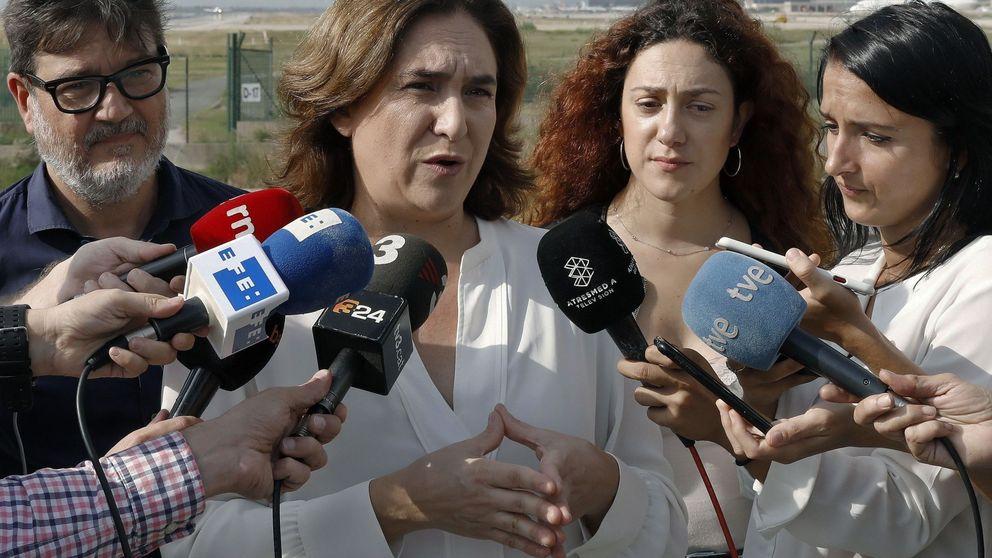 Colau pide a Sánchez un esfuerzo de mesura tras una sentencia tan dura