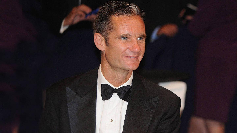 Iñaki Urdangarin, en una gala del presidente Obama en 2011 en Washington. (EFE)