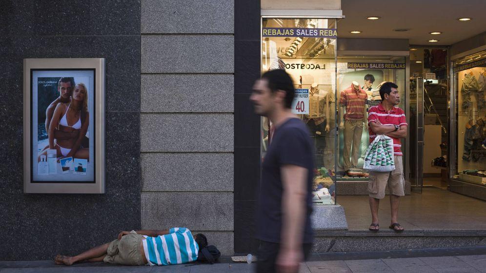 Foto: De la calle a la tienda. (Foto: Susana Vera/Reuters)