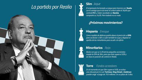 El último jaque de Carlos Slim