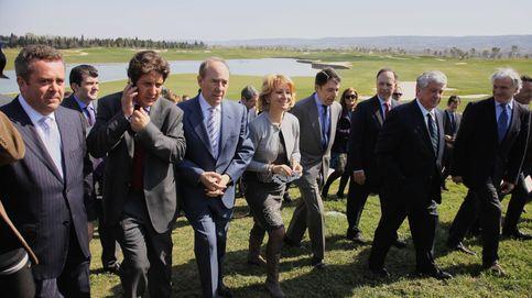 El otro campo de golf ilegal de Aguirre: los ecologistas quieren cerrar El Encín