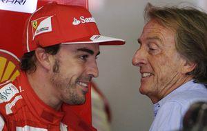 """Cuando Alonso cruzó la línea, Montezemolo intervino y yo, en privado, también"""""""