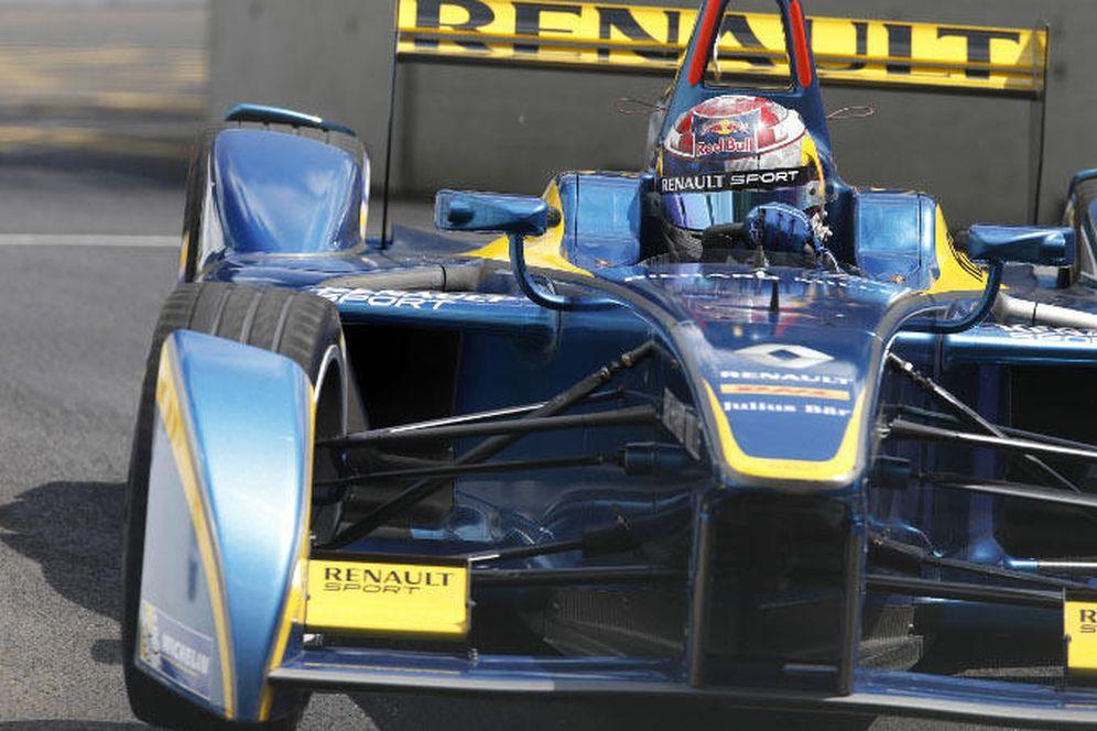 Foto: Buemi es segundo en la clasificación (Foto: Fórmula E)