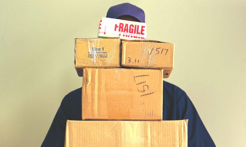 Dejar tu paquete al vecino y más ilegalidades de los repartidores ...