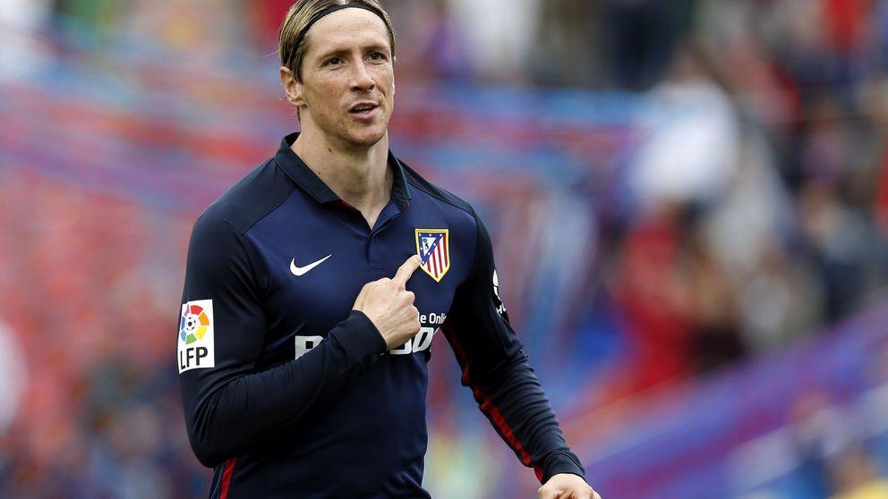 El Atlético de Madrid pone en marcha la renovación del contrato de Torres