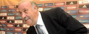 """Del Bosque: """"Nunca ocultaré mi agradecimiento a Luis"""""""