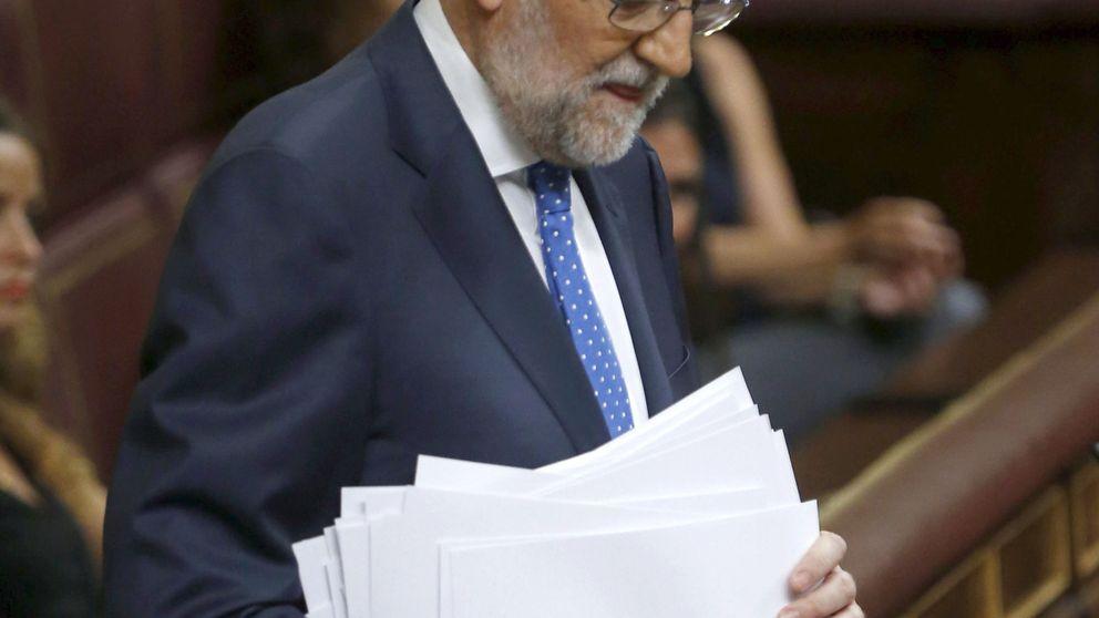Verdades, mentiras e invenciones en el discurso de investidura de Rajoy