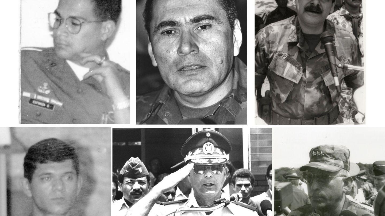 Los militares salvadoreños quedan libres de la matanza de los jesuitas. (EFE)