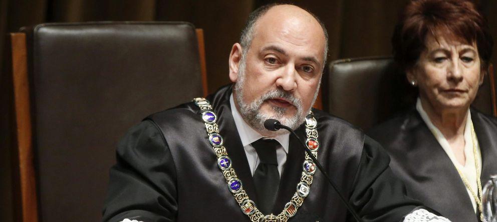 El Constitucional rechaza la recusación contra su presidente presentada por el Parlament