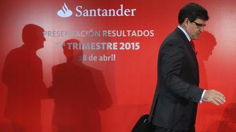 Santander se resiente en España por los tipos: anuncia más recorte de márgenes