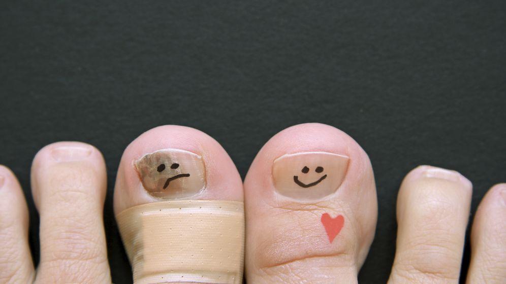 Foto: Optimistas, sociables, soñadores, idealistas... Mira para abajo y responde: ¿Coinciden tus pies con tu personalidad? (iStock)