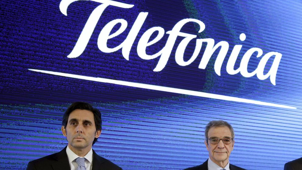 Telefónica gana un 56,9% menos hasta marzo por la falta de extraordinarios