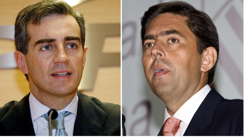Ricardo Costa y Vicente Rambla, para quienes la Fiscalía reclama siete años de cárcel.