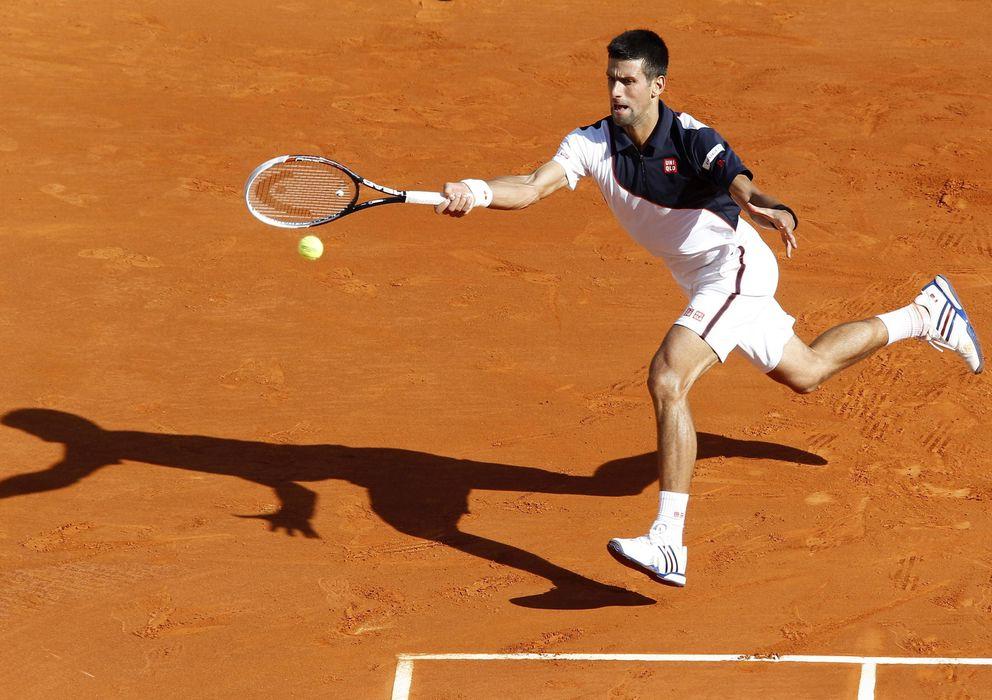 Foto: Novak Djokovic, importante en el Masters 1.000 de Madrid
