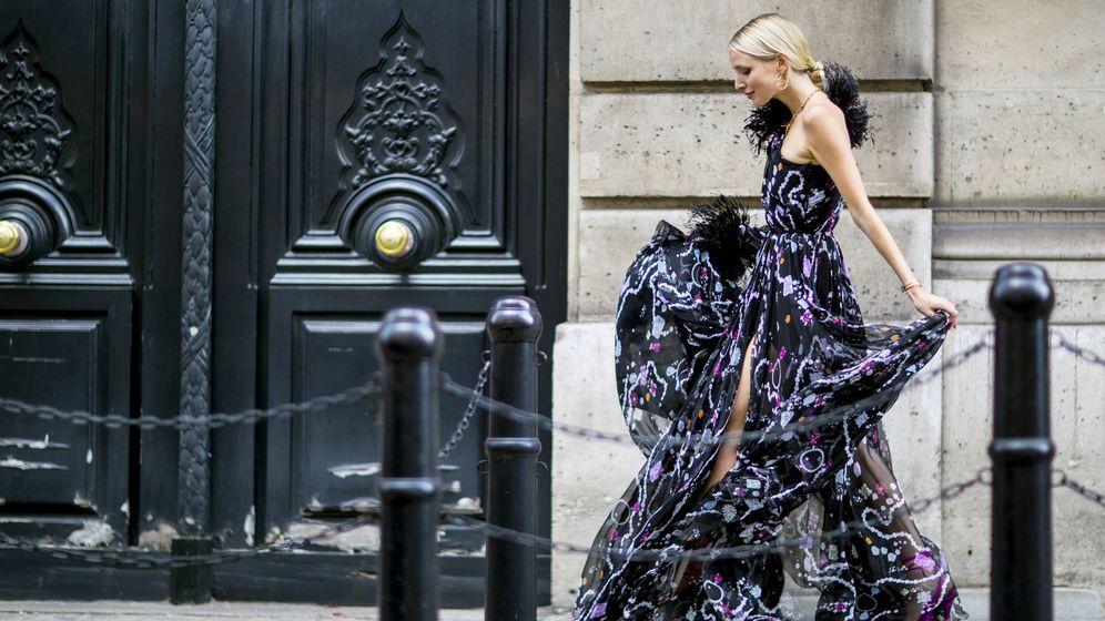 Foto: ¡Vaya lookazos que nos está dejado la Semana de la Alta Costura en París! (Imaxtree)