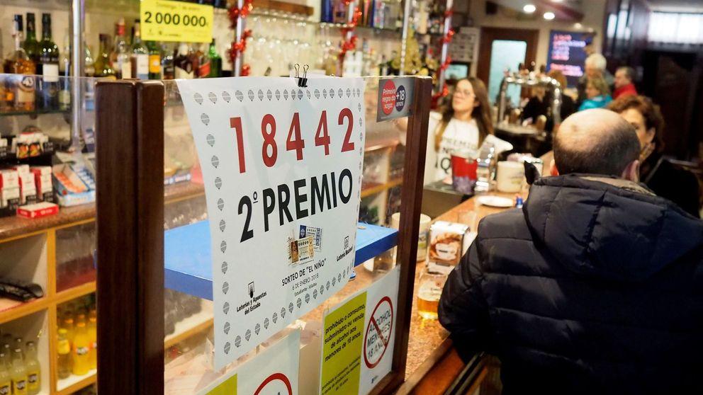 Los premiados en la Lotería de Navidad pagarán más impuestos que los del Niño