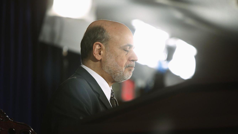 Foto: Ben Bernanke, ex presidente de la Fed