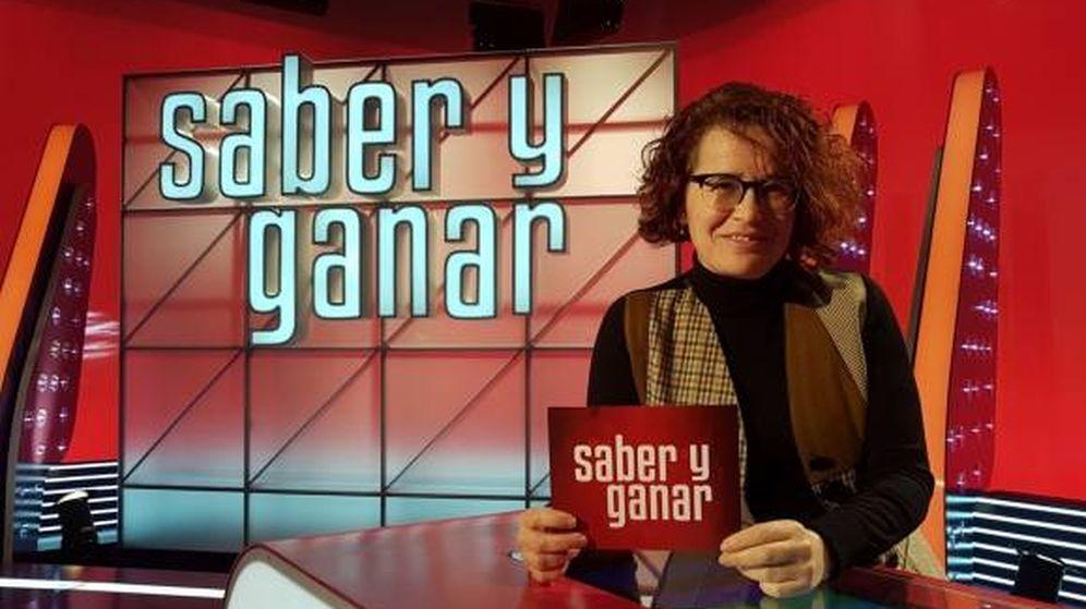 Foto: Marisa Pérez, directora de casting de 'saber y ganar'. (TVE)