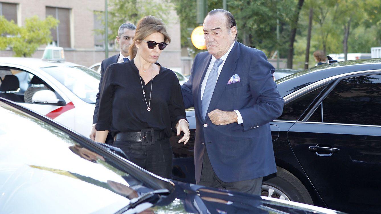 Foto: Fernando Fernández Tapias y su mujer, Nuria González, en una imagen de archivo (Gtres)