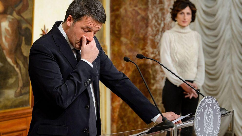 La conjunción que tumbó a Renzi: la vieja izquierda y la unión de sus enemigos
