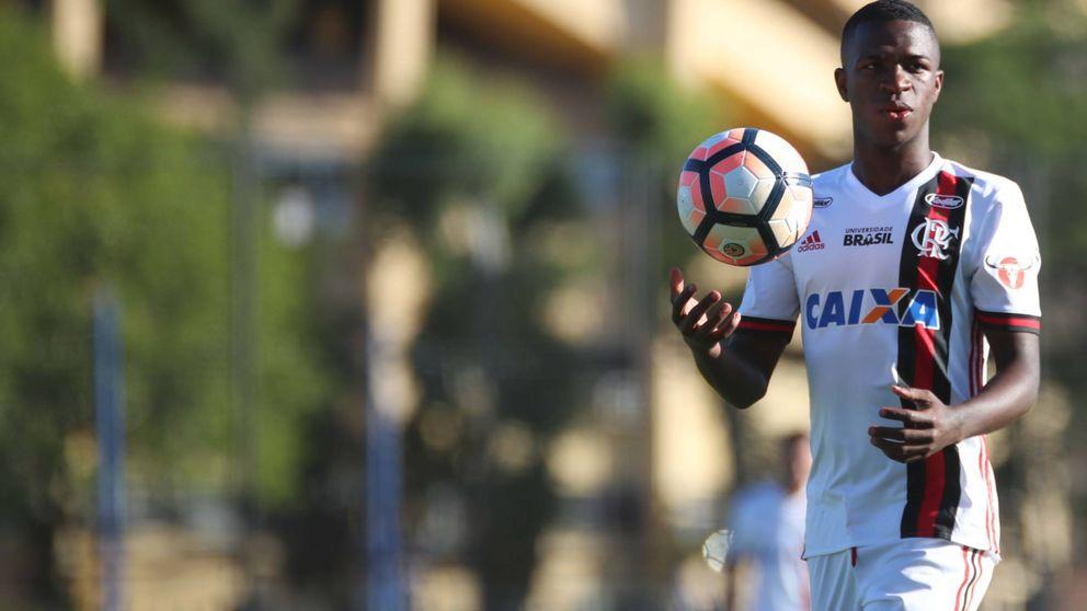Vinicius es suplente de un club depresivo, ¿por qué le fichó el Real Madrid?