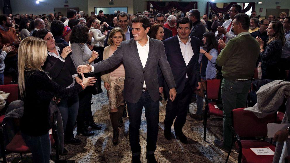 """Rivera se vanagloria de """"apretar las tuercas"""" a Rajoy y se apunta las reformas del Gobierno"""
