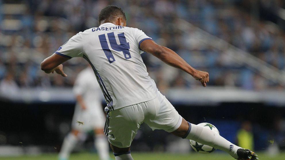 La mayor prueba de Zidane: sobrevivir sin Casemiro al vendaval del Dortmund