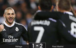 Un Real Madrid invencible